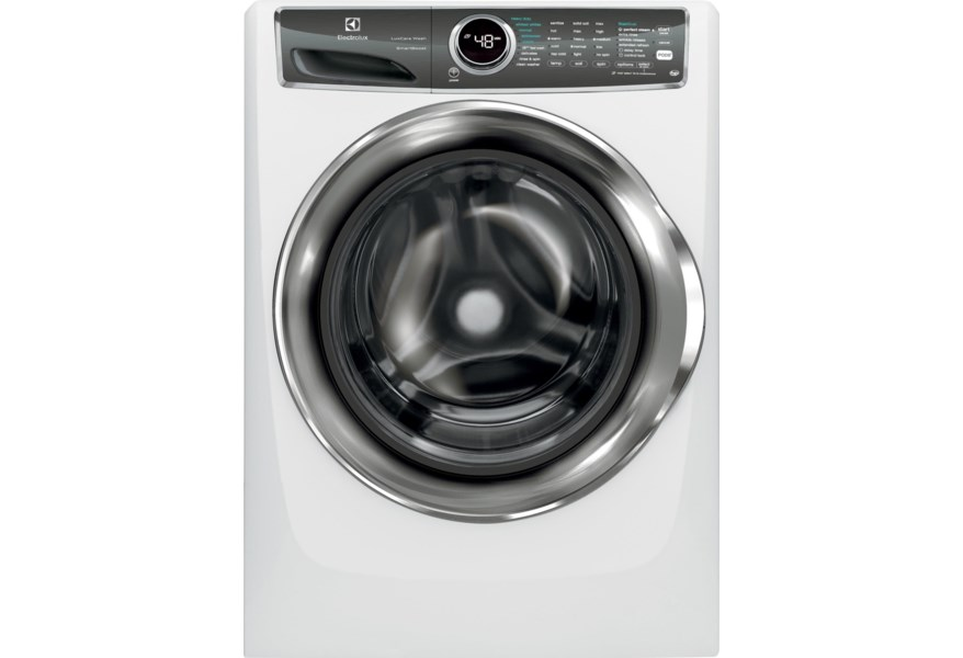 Electrolux Efls627uiw Front Load Perfect Steam Washer With Luxcare Wash And Smartboost 4 4 Cu Ft Furniture And Appliancemart Washers Front Load