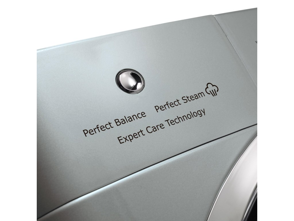 Perfect Balance™ System with Less Vibrations