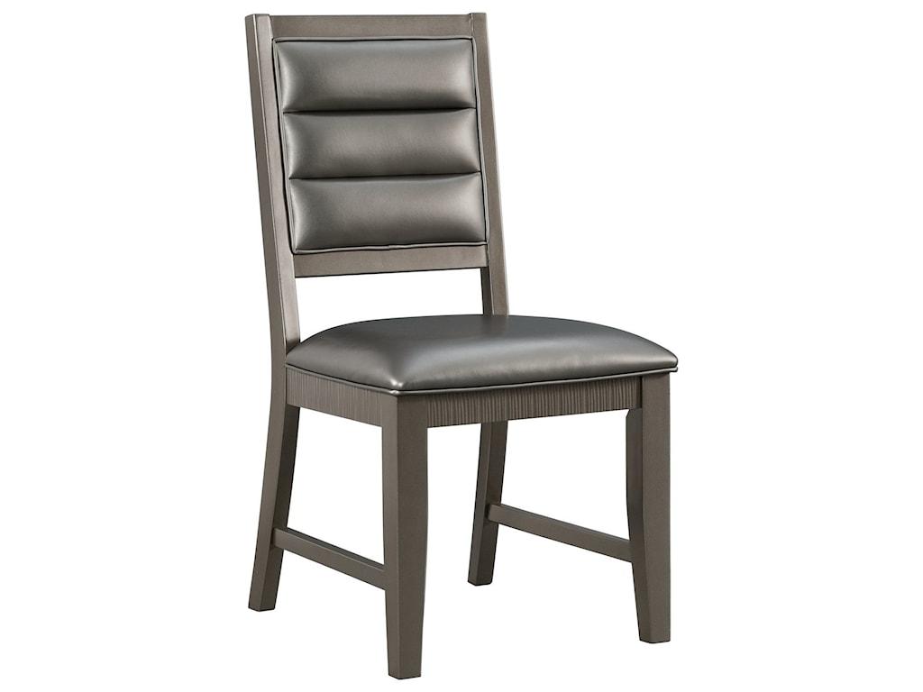 Elements International 14.5Standard Height Side Chair