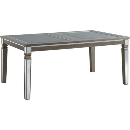 Standard Height Rectangle Dining Table