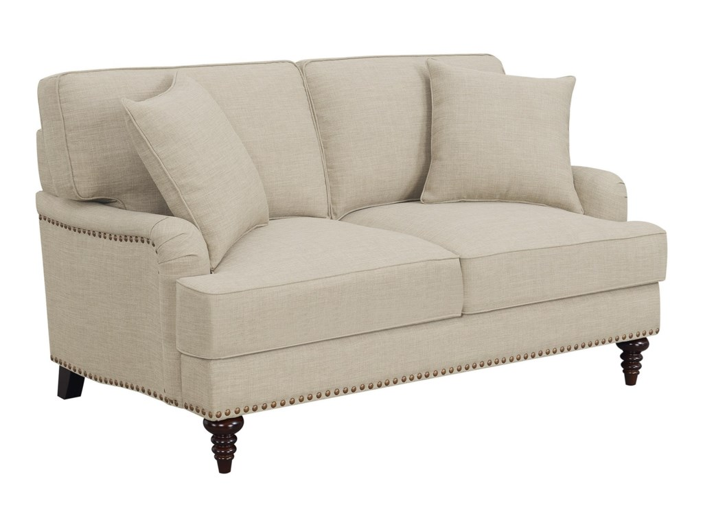Elements AbbyLoveseat w/ Pillows