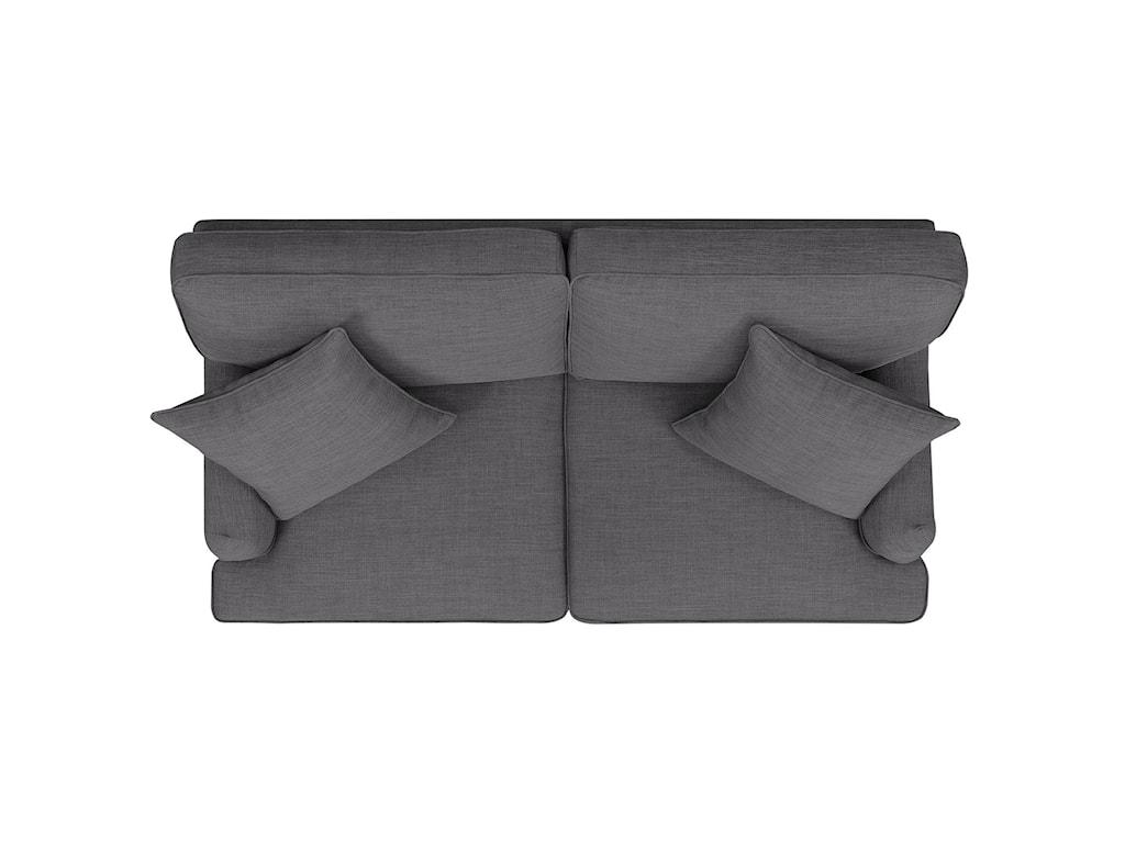 Elements AbbyLoveseat w/ Pillows