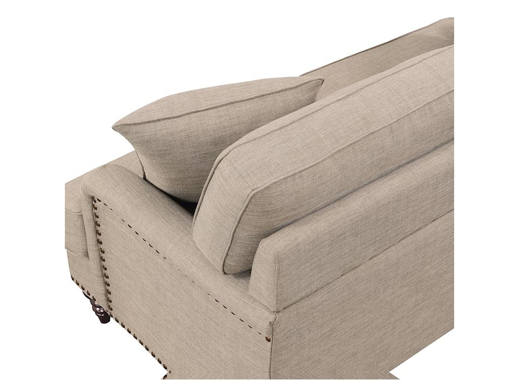 Elements AbbySofa w/ Pillows