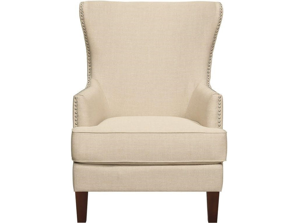 Elements International Accent ChairsCody Natural Accent Chair