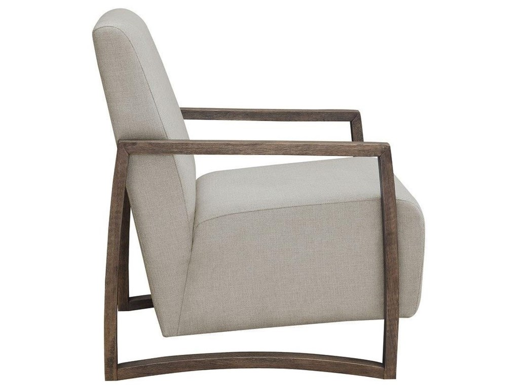 Elements International Accent ChairsFurman Linen Accent Chair