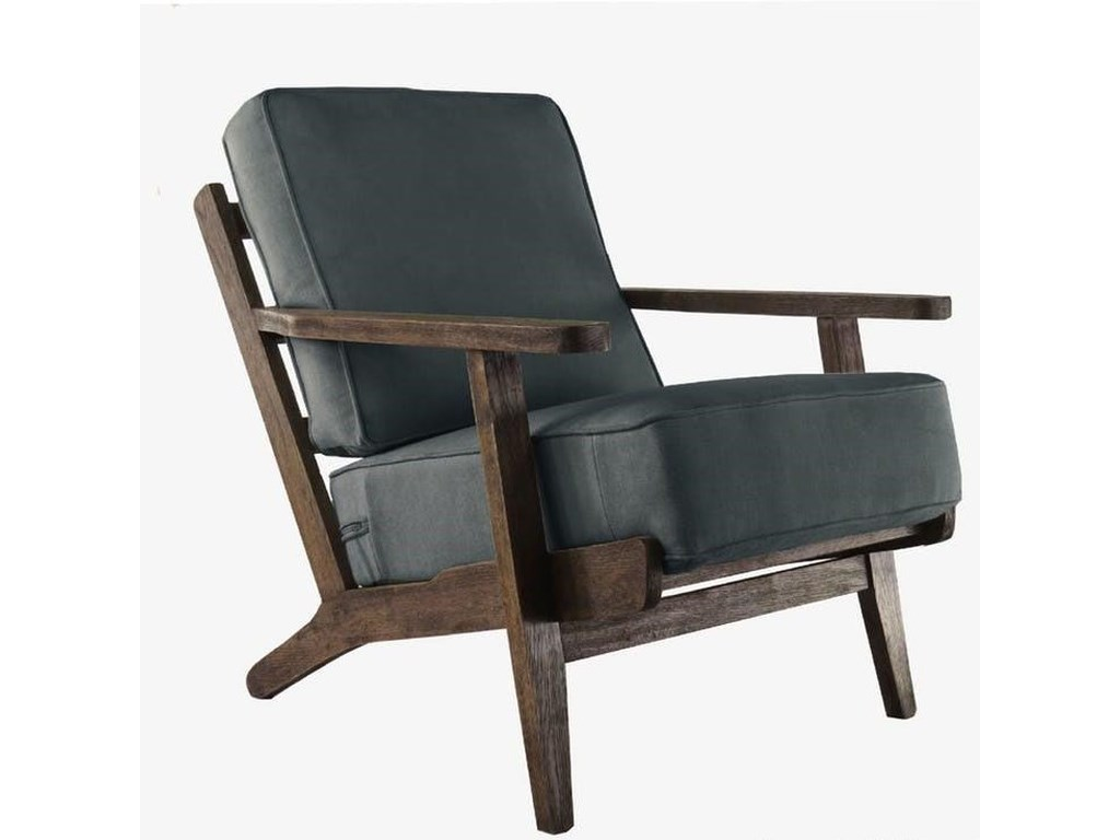 Elements International Accent ChairsMetro Accent Chair