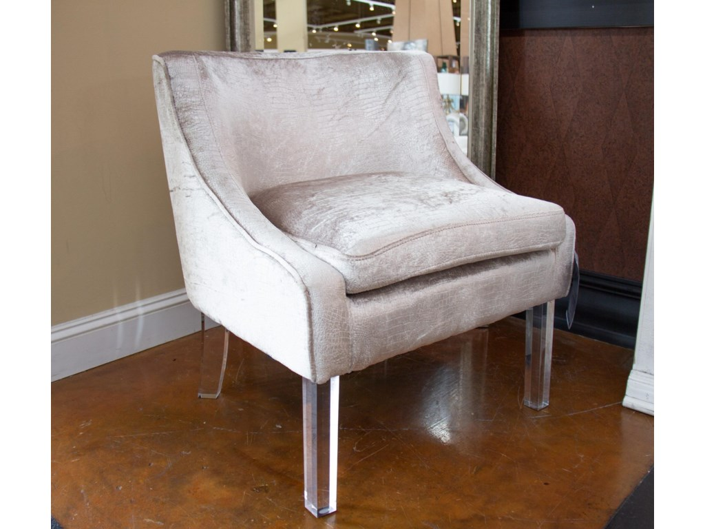 Elements International Accent ChairsTrescott Accent Chair