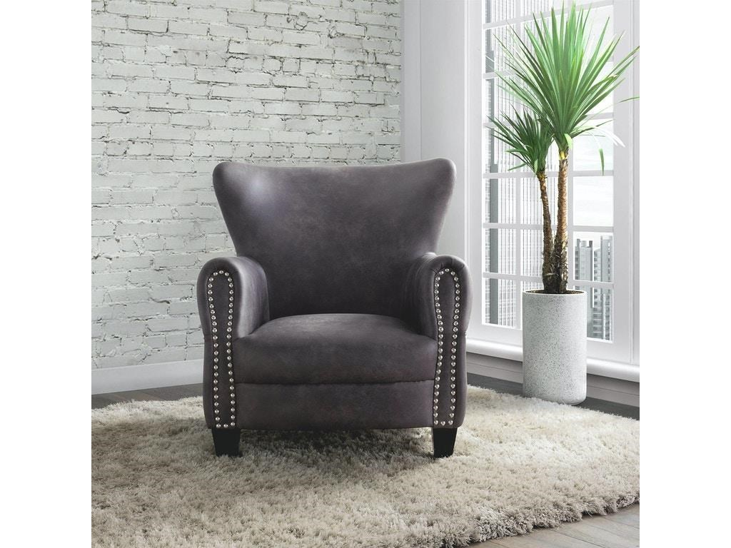Elements International AdamsAccent Chair