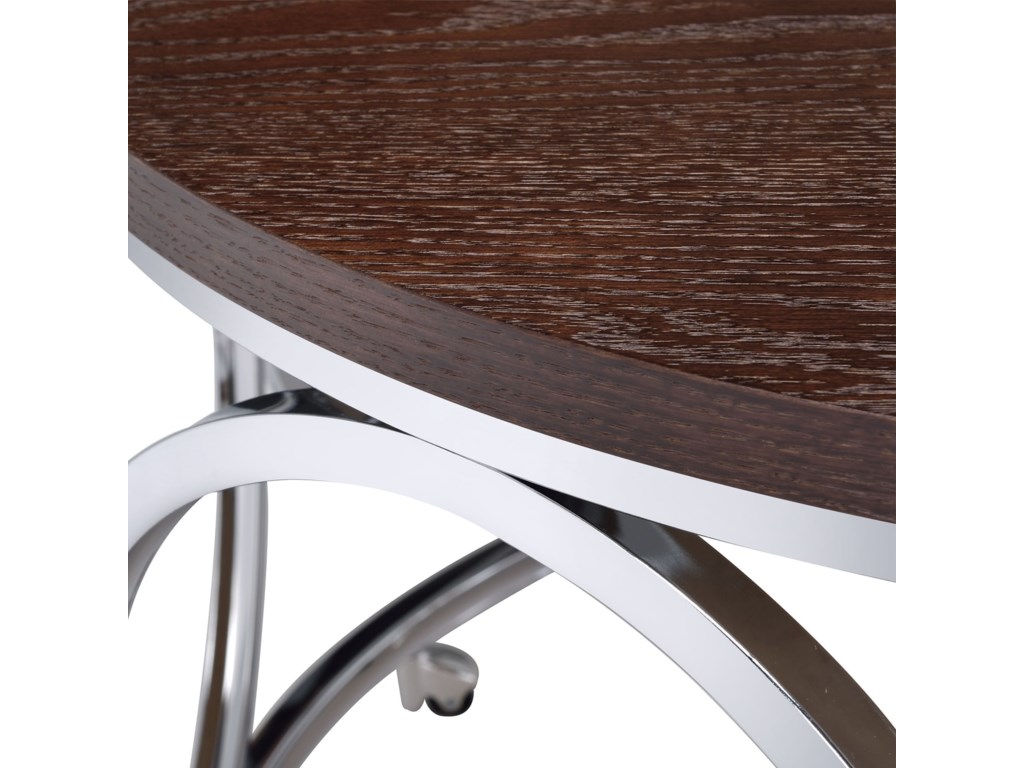 Elements AlexisRound Coffee Table