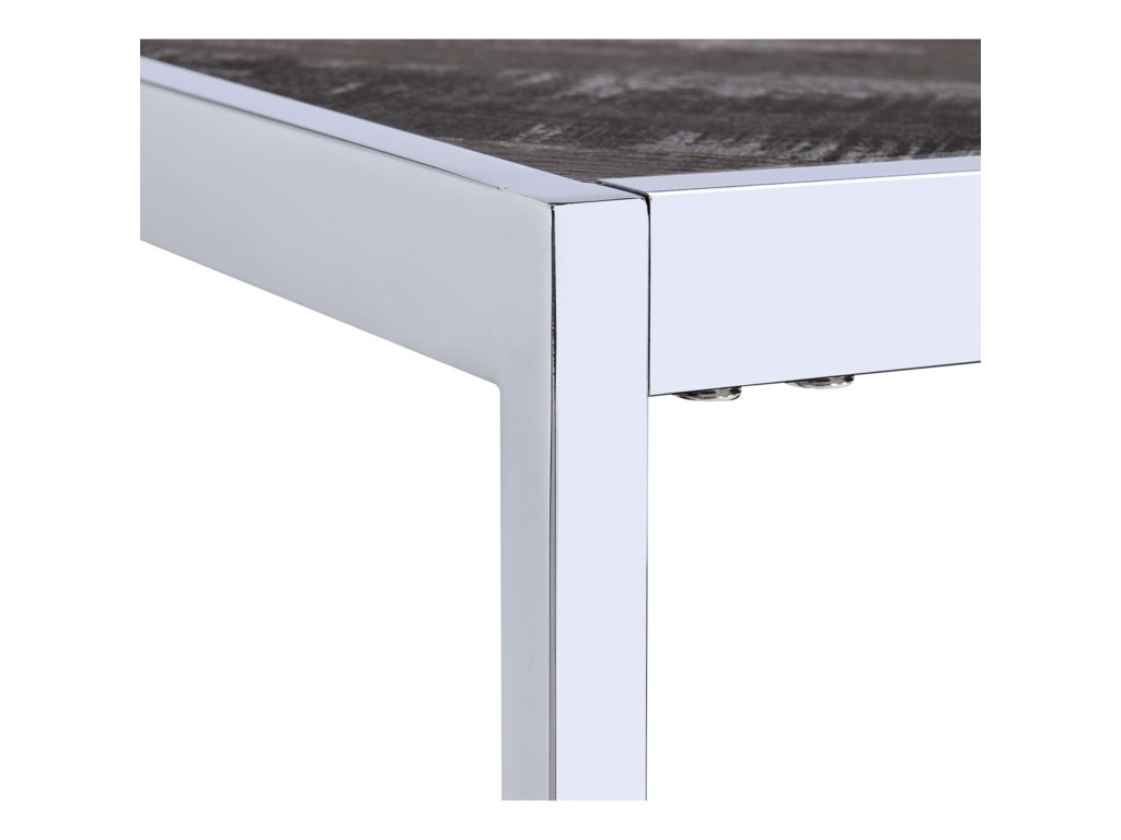 Elements International ArcherRectangle Coffee Table