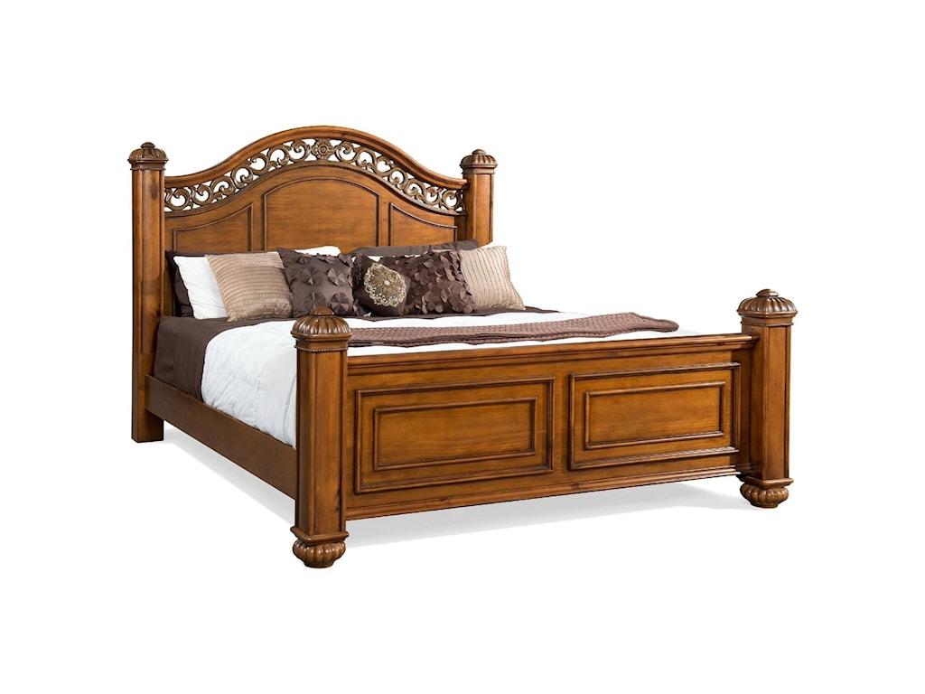 Elements Barkley SquareQueen Bed