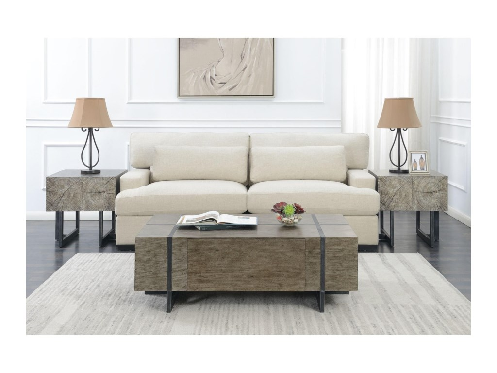 Elements Bryson3-Piece Occasional Group