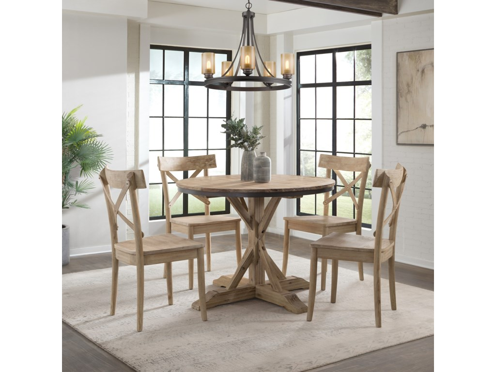 Elements CallistaRound Standard Height Dining Table