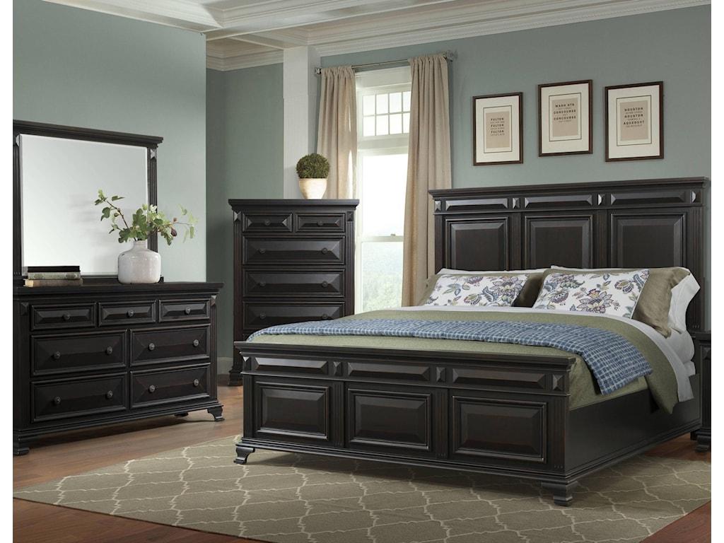Elements CallowayQueen 5 Piece Bedroom Group
