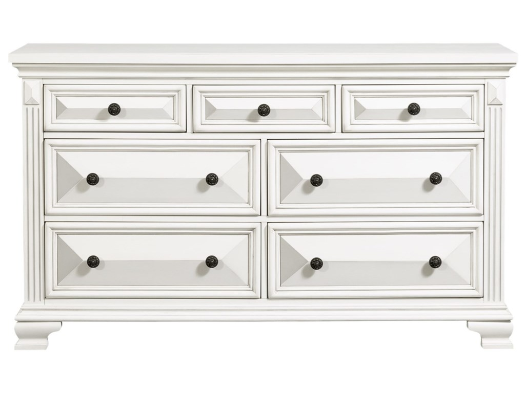 Elements Calloway7-Drawer Dresser