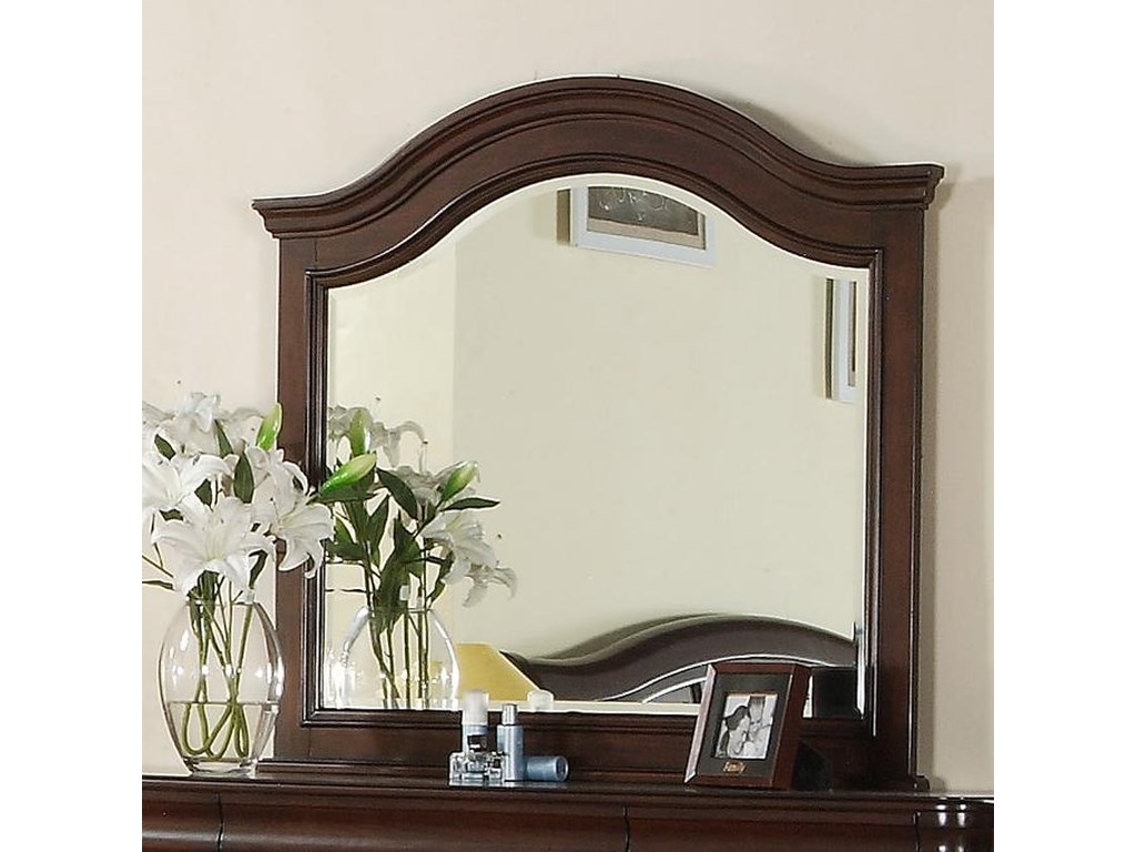 Elements International CameronLandscape Mirror