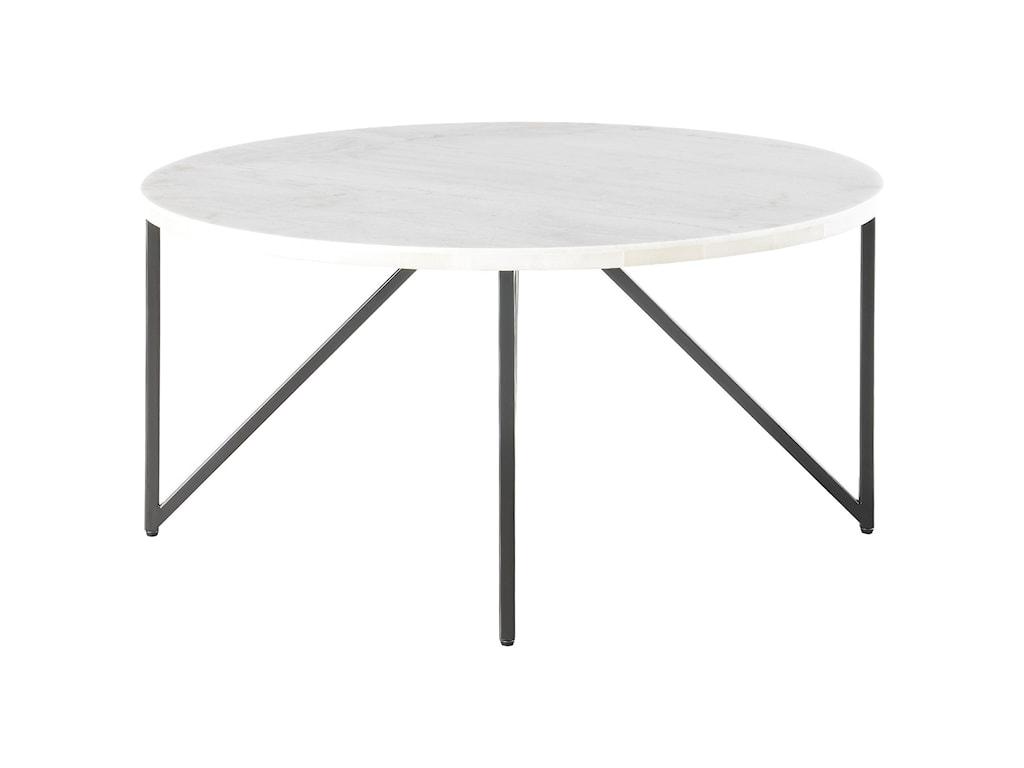 Elements CedricRound Coffee Table