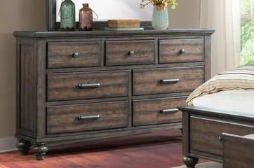 Elements International ChathamGray Dresser