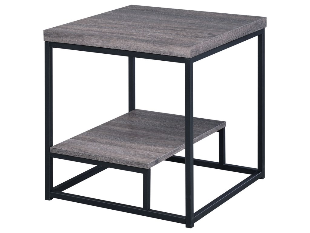 Elements Clemens Modern Occasional Group 3 Pack Royal Furniture Occasional Groups