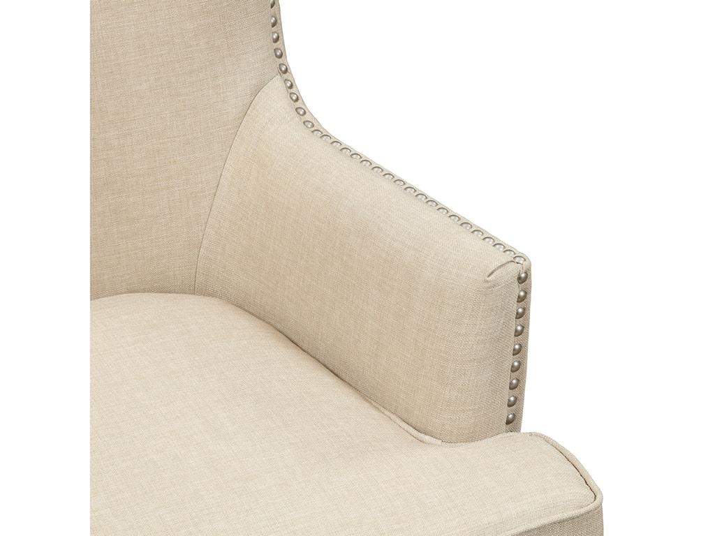 Elements International CodyAccent Arm Chair