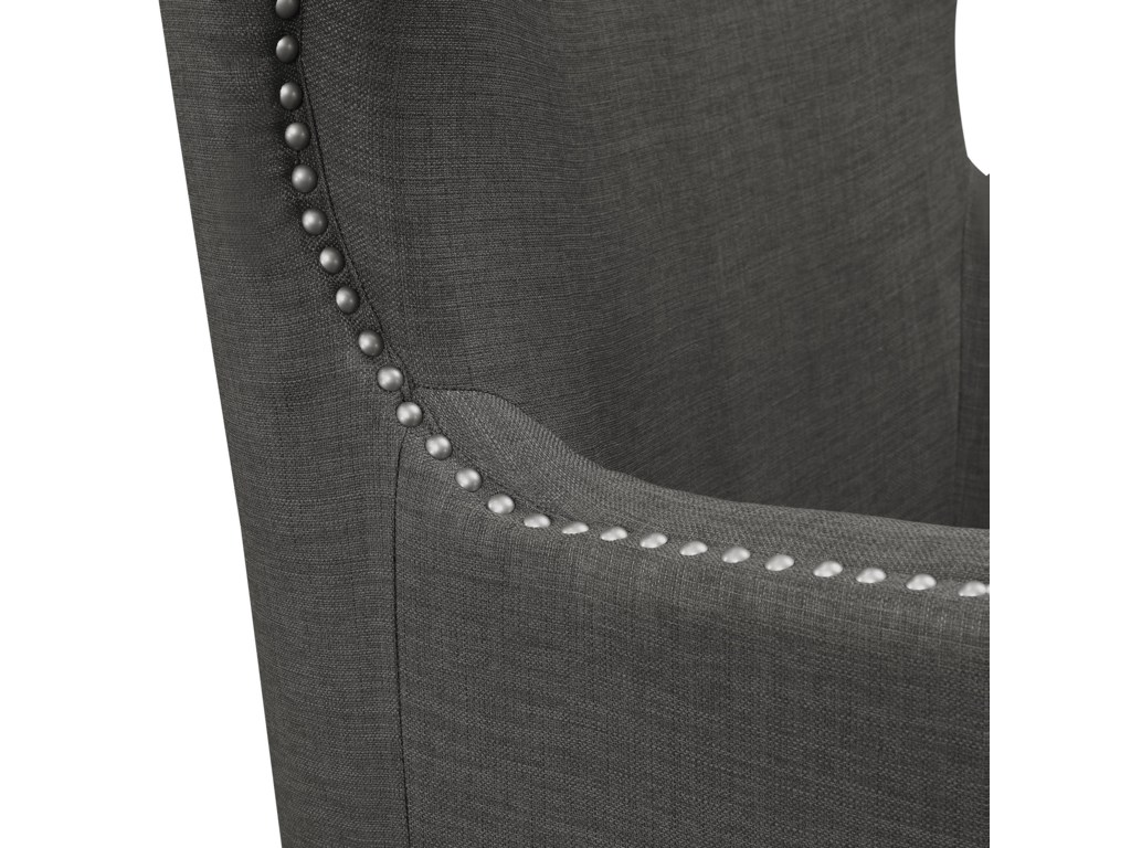 Elements International CodyAccent Arm Chair