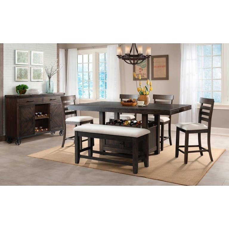 Exceptionnel Elements International Colorado Casual Dining Room Group