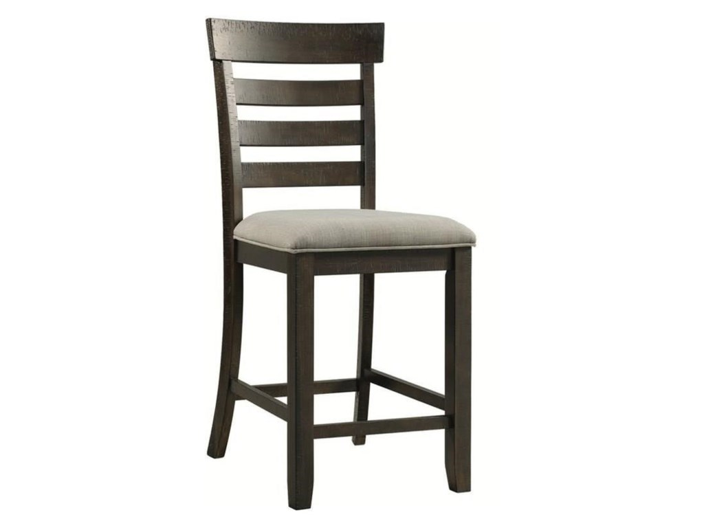 Elements International ColoradoCounter Height Stool