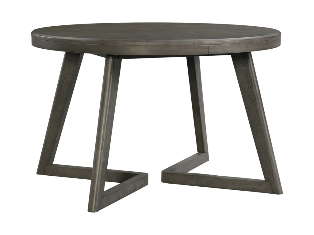 Elements CrossRound Dining Table