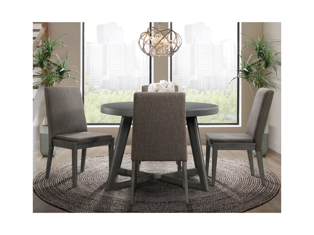 Elements CrossSide Chair