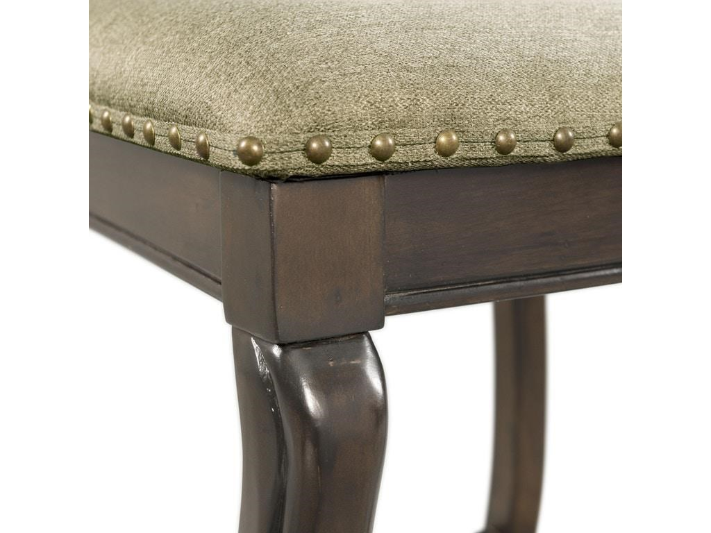 Elements International ChelseyCounter Table & 6 Counter Chairs