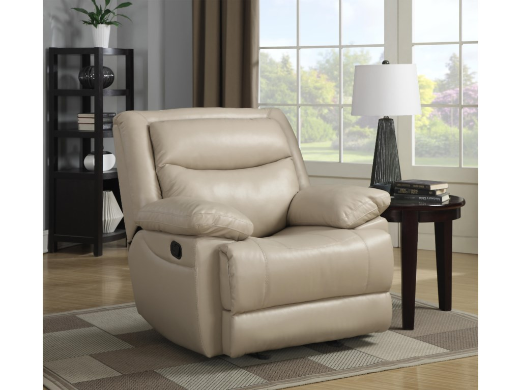 Elements International DianeCasual Recliner