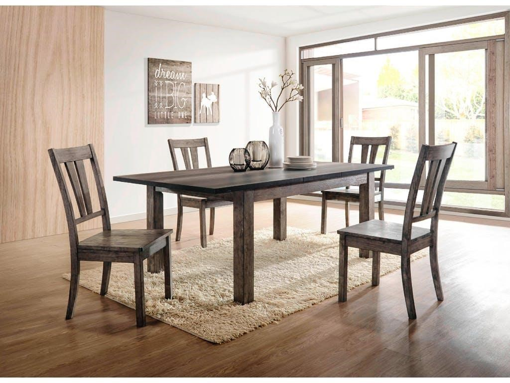 Nathan Table 6 Side Chair Set