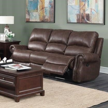 Elements International Emerson Upholstery Uemxx305p Power Reclining