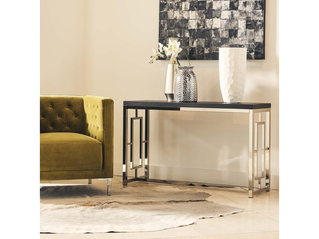 Elements International EzraSofa Table