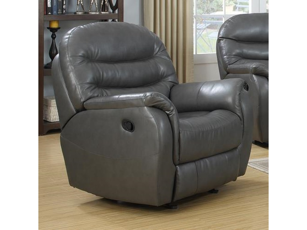 Elements International GrantGlider Recliner