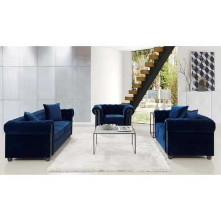 3-Piece Sofa Set
