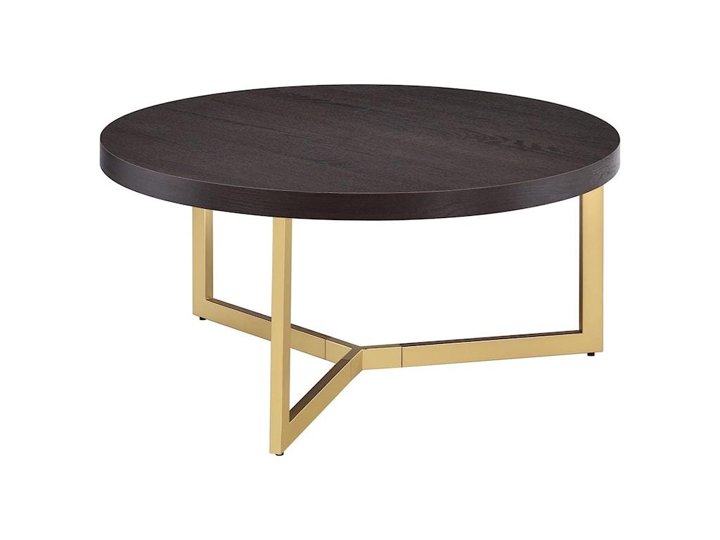 Elements HarperRound Coffee Table