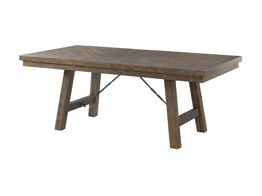 Elements International JaxCounter Height Table