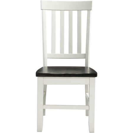 Two-Tone Side Chair