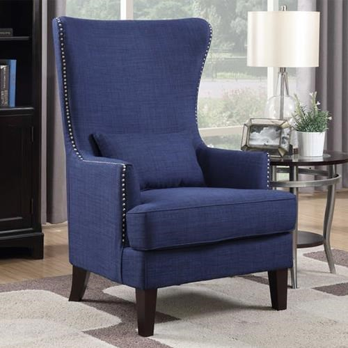 Picture of: Elements Kori Wing Back Accent Chair Royal Furniture Wing Chairs