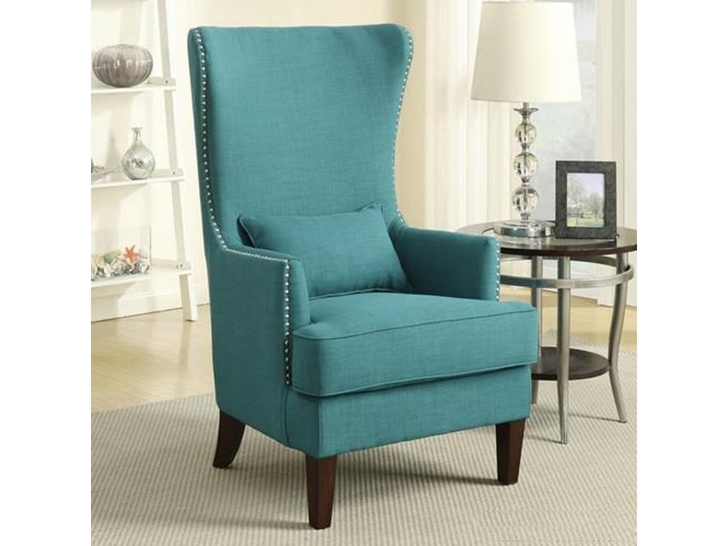 Elements KoriWing Back Accent Chair