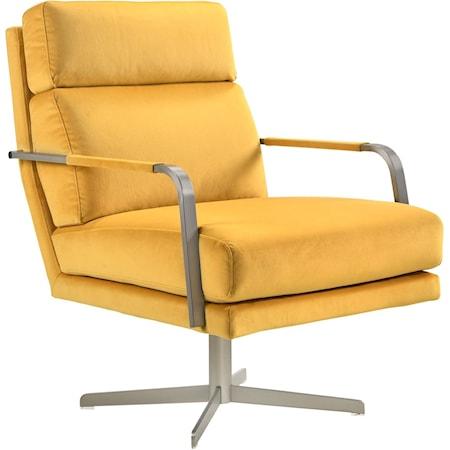 Mid-Century Swivel Accent Chair