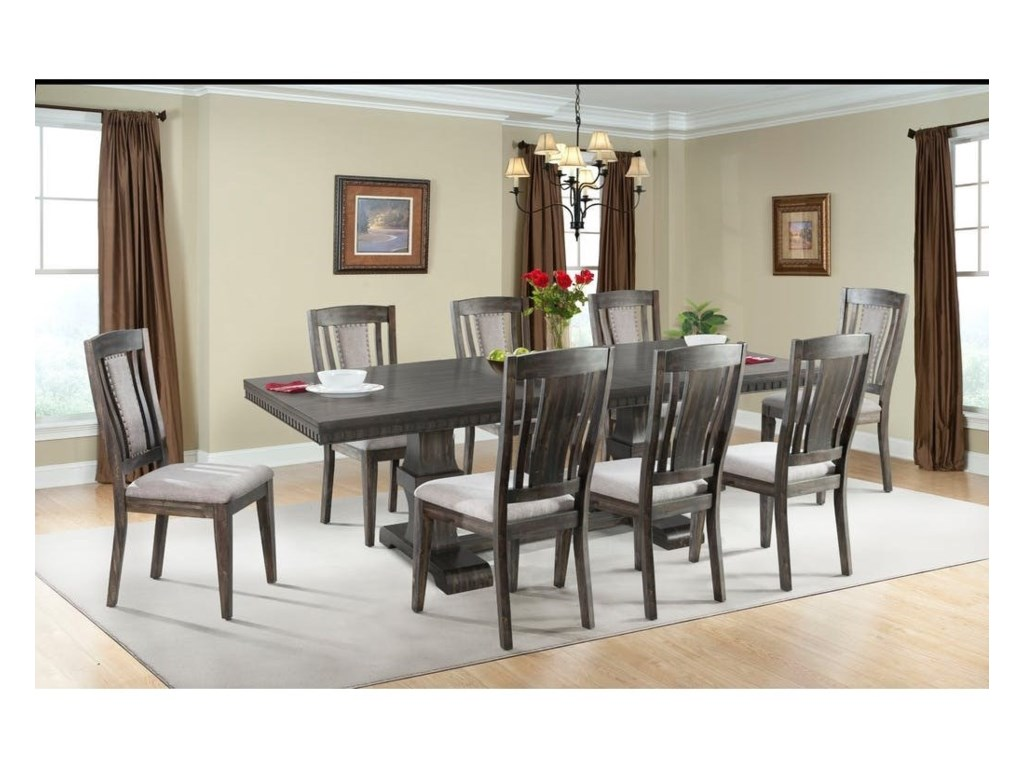 Elements MorrisonTable and Chair Set