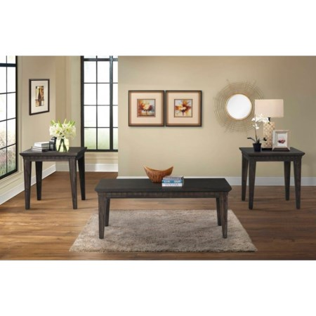 Three Table Occasional Set
