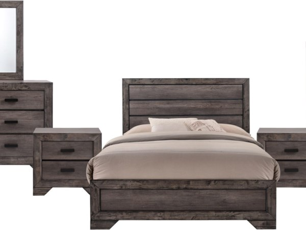 6-Piece Queen Bedroom Set