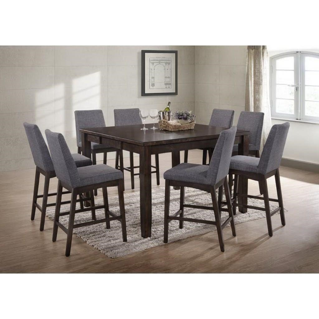 Piper Counter Height Table And Chair Set By Elements International