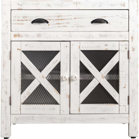 2-Door Accent Chest
