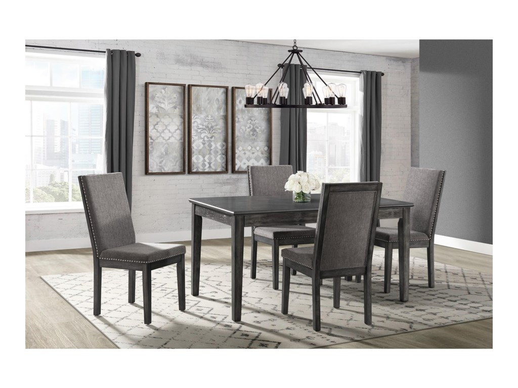 Elements South PawDining Table