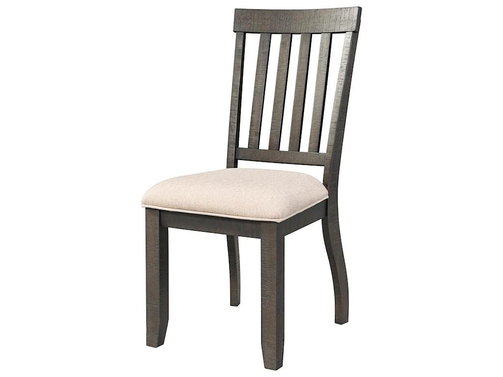 Elements International StoneSide Chair