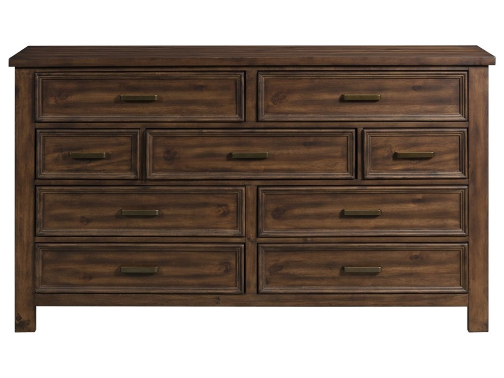Elements International Sullivan9-Drawer Dresser